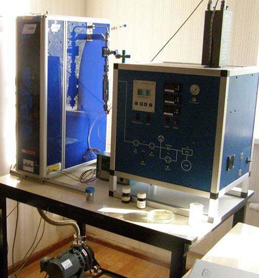 Picture of Gas sorption analysis system
